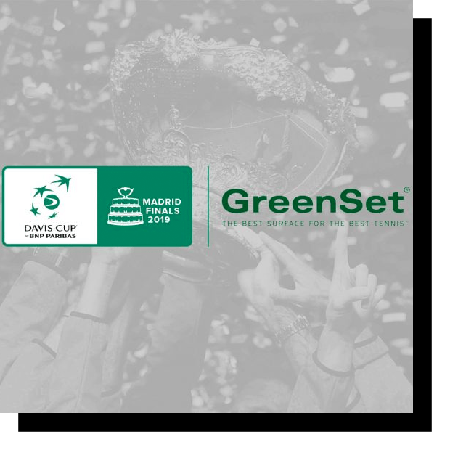 Greenset The Best Surface For The Best Tennis